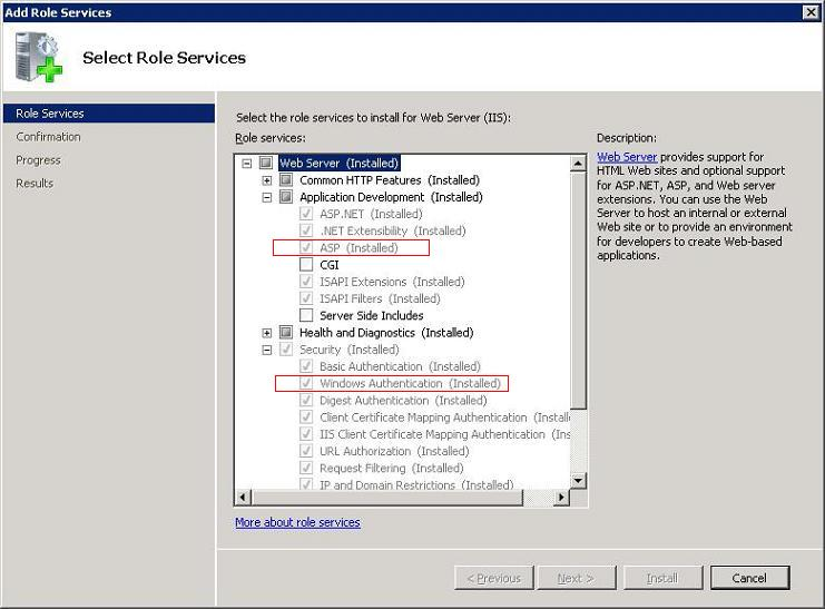 KB33554: When installing MicroStrategy Web 9 x or 10 x in a
