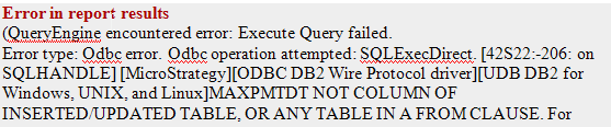 KB37495: How to remove double quotes from column names for
