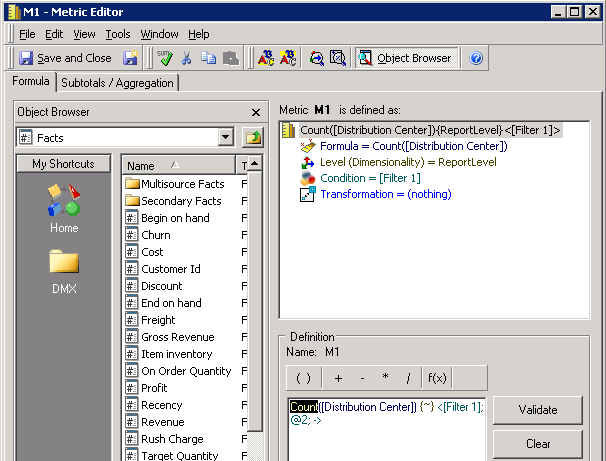 KB220329: SQL Engine generates 'SELECT' statement only with