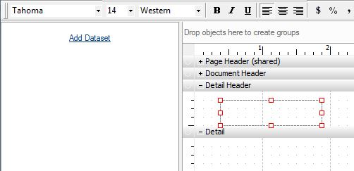 KB47031: The default font for documents is changed to Tahoma
