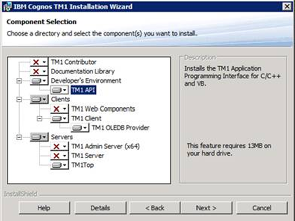 KB36482: How to install TM1 ODBO Driver to work with MicroStrategy