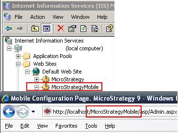 KB33919: How to use the MicroStrategy Mobile Configuration for the