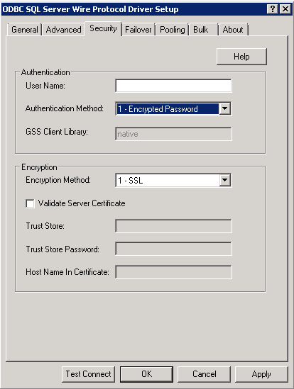 KB310308: How to Enable SSL Encryption with Microsoft SQL Server for