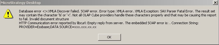 KB13853: 'HTTP Communication error reported by libcurl
