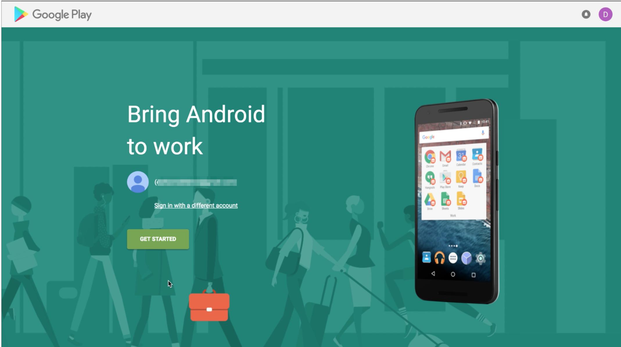 EMM | MobileIron | AppConfig | Android